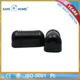 Detector de feixe infravermelho ativo ao ar livre