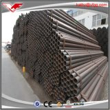 Acqua nera di ASTM A53 Sch40 ERW e tubi d'acciaio vuoti della costruzione