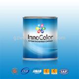 La bonne couleur solide du pouvoir 2k de revêtement tournent la peinture