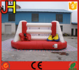 Anillo de boxeo inflable, campo Jousting inflable, arena de deporte inflable