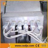 Extrusora de parafuso de Sjsz/máquina gêmeas cónicas plásticas da extrusão para a tubulação/perfil/folha/placa/pelotas/grânulo do PVC