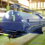 直接蒸気暖房(SN-LHG2050D)が付いているASMEの公認のゴム製加硫装置