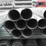 Tubulação de aço galvanizada A53 grande de carbono do tamanho ASTM do fim chanfrado