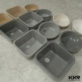 Résine européen de la pierre de marbre pour évier de cuisine salle à manger