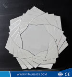 Ontruim/Vrij/Afgeschuind Zilver/Aluminium/Koper/Badkamers/Mozaïek/Antiquiteit/Decoratief/Spiegel/Spiegels met Ce