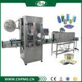 Krimp de Machine van de Etikettering van het Pakket van de Koker voor de Flessen van de Drank