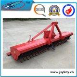 SGS aprobado 15-40HP lanza giratoria cultivador del enganche del tractor