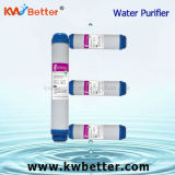 Cartuccia del depuratore di acqua di Udf con la cartuccia di filtro dall'acqua della cappa