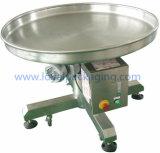 L'alimentation automatique de la collecte de Table en acier inoxydable