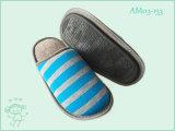 Novo Stripe Sapata quente no inverno para crianças para crianças