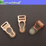 Accessoires en gros de soutien-gorge de vêtements de bain de boucle de réglage de jarretière de clip de bretelle en métal