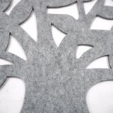 3mm & 5mm Season 100% Polyester Plaacemat pour Tabletop