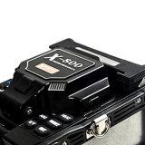 Shinho X-800 Faser-verbindene Maschinen-Handmultifunktionsschmelzverfahrens-Filmklebepresse