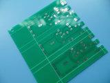 Enige Opgeruimde Kring 1.2mm van PCB HASL Loodvrije de Dikte van de Raad