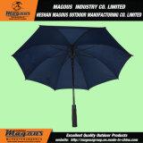 똑바로 가득 차있는 섬유유리 우산 광고