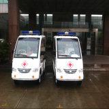 Машина скорой помощи 2 мест миниая e для пользы общины