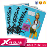 Promotion de gros Custom Paper Notebook Imprimer Student Exercise Book (yixuan)