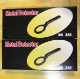 MD300良質の手持ち型の金属探知器ボディスキャンナー