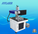 デスクトップの自動紫外線レーザーの示すガラスレーザーの彫版機械