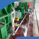 Prensa de filtro circular de alta presión del compartimiento hidráulico del caolín