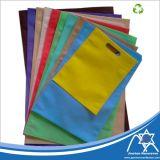 D-Cortar o saco de compra colorido dos PP Spunbond Nownoven
