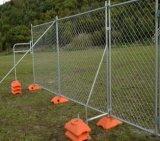 يحاك شبكة نوع سياج مؤقّت