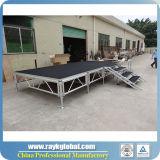 Spitzensicherheits-bewegliches Stadiums-Aluminiumkonzert-bewegliches Chorstadium verwendetes Stadium für Verkauf