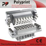 自動プラスチックコーヒーPP。 PS. 機械(PPTF-70T)を作るペットコップ