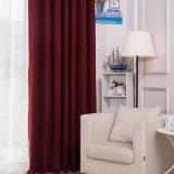 Estilo moderno e cortinas blackout sólido de froco (14F0066)