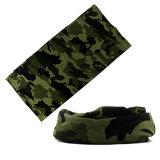 Protection multifonctionnelle extérieure de Sun de tube de collet de masque de Bandana d'écharpe de Headwear