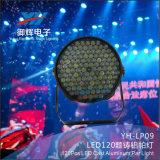 Высокий свет РАВЕНСТВА литого алюминия Brightness120*3W RGBW СИД