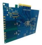 1.6mm dedo do ouro de 8 camadas para a placa do PWB dos componentes da eletrônica