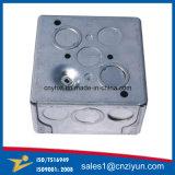 Boîtier en acier galvanisé personnalisé