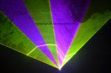 Nouvelle lumière laser couleur 3D à trois têtes RVB