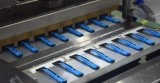 Qb-500 모형 면도칼 카드 Blsiter PVC 모양 밀봉 기계