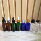 Botella de aceite esencial ámbar para médicos (EOB-02)