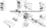 Авто A/C бок Fk50-980K Компрессор 980cc оригинала
