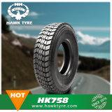멕시코 (11R24.5 11R22.5 295/75R22.5)를 위한 강화된 Nom에 의하여 증명되는 강철 트럭 타이어