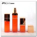 Tapa 10 para los cosméticos que empaquetan las botellas vacías plásticas útiles