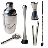 Ensemble barman Premium Barware Set Barware Tools (FDA / SGS / LFGB approuvé)