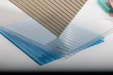 Feuille de PC de cavité de polycarbonate de Jumeau-Mur
