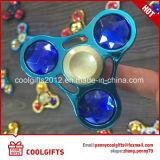 De anti Diamant EDC van de Spinner van de Hand van het Metaal van het Speelgoed van de Spanning friemelt Spinner
