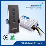 Remotesteuerung der Kanal-FC-3 3 für Haus mit energiesparender Lampe