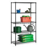 NSF Approbation Acier chromé ajustable Outils de garage étagère de stockage étagère