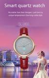 普及したスマートな水晶腕時計SL_U801の多機能のハイテクな腕時計の電話
