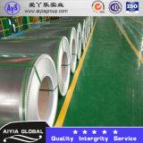 O zinco galvanizou a bobina de aço da chapa de aço Q235 de Shangdong, Q195, Dx51, SGCC