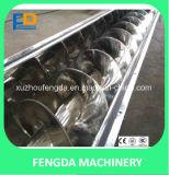 Hohe Leistungsfähigkeits-vertikale Schrauben-Förderanlage (TLSS25) für das Tierfutter, das Maschine übermittelt