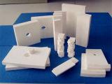 Mattone allineante di ceramica dell'alta allumina dell'allumina 92% 95% per la conduttura complessa