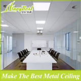 600*600mmのオフィスのアルミニウム偽の天井を耐火性にしなさい