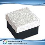 Montre/bijou/cadeau de luxe cadre de empaquetage en bois/papier d'étalage (xc-hbj-036)